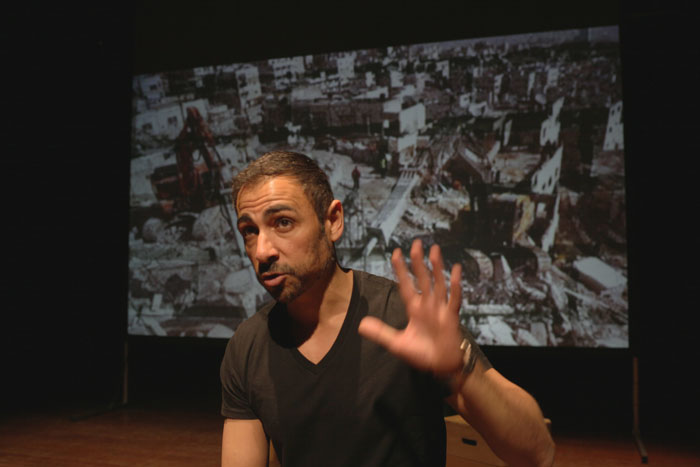 Palestine Monologues